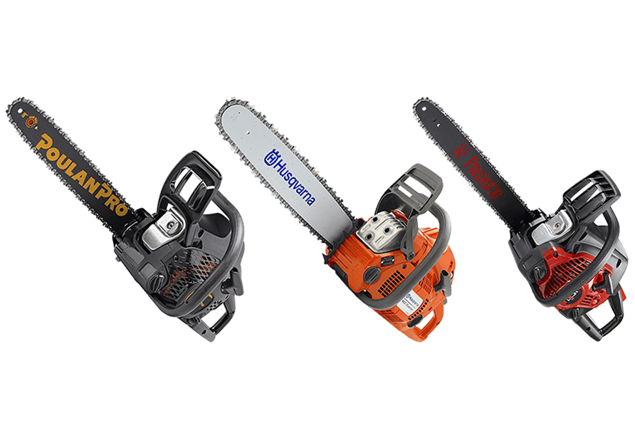 How to choose a chainsaw